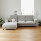 預購 沙發 椅 三人沙發 沙發床【Y0022】Vega 凱希可調式L型沙發 完美主義