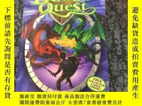 二手書博民逛書店Beast罕見Quest: Verdra & Krimon Twin Beasts of Avantia (《勇鬥