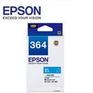 【奇奇文具】愛普生EPSON T364250 NO.364 藍色 原廠墨水匣