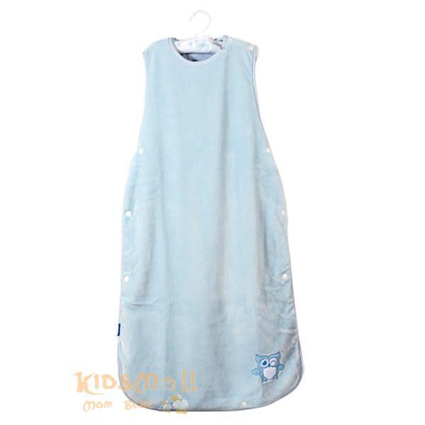 Cutie Bella 防踢被睡袋2~4歲 - 藍色
