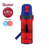 Skater 不鏽鋼直飲保溫水壺(470ml)-蜘蛛人[衛立兒生活館]