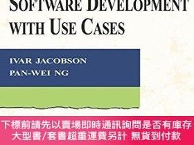 二手書博民逛書店Aspect-oriented罕見Software Development With Use Cases (add