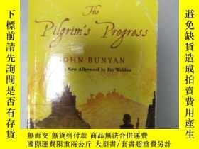 二手書博民逛書店罕見~The Pilgrim s Progress全外文版978