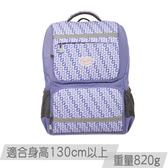 《新品》【IMPACT】怡寶輕量護脊書包- 炫彩菱紋系列-紫色 IM00368PL