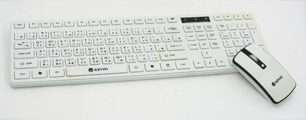無線鍵鼠組 2.4GHz GKBM885 (福利品)
