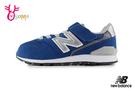 New Balance童鞋 996童 NB童 男童運動鞋 男童跑步鞋 透氣 耐磨 休閒運動鞋 O8589#藍色◆OSOME奧森鞋業