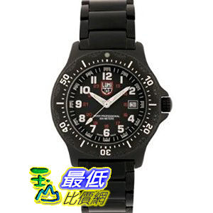 [美國直購 ShopUSA] Luminox 8402 Diver Watch, PVD Plated, Black $13244