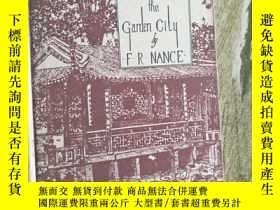 二手書博民逛書店1936年初版罕見蘇州遊記 b Soochow  b b the  b b garden  b b city  b