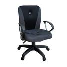 [ 家事達]台灣 OA-Y182 中型辦公椅 特價 洽談椅 電腦椅
