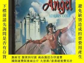 二手書博民逛書店BLOOD罕見RED ANGEL6583 英文原版 具體見圖 出