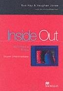 二手書《Inside Out. Upper Intermediate. Student s Book. Per Le Scuole Superiori》 R2Y ISBN:0333757602