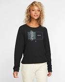 Hurley  W HRLY SIG ZANE PERFECT LS BLACK  長袖T恤-黑(女)
