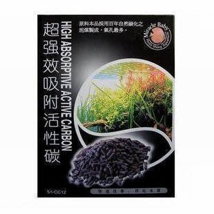 神奇寶貝活性炭超強吸附活性碳300g