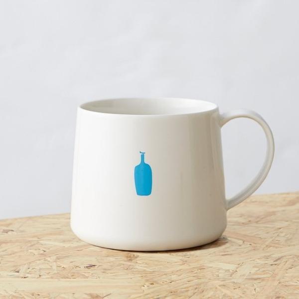 日本【藍瓶BLUE BOTTLE COFFEE】KIYOSUMI 馬克杯 340ml