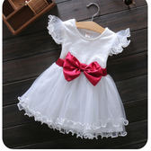 兒童裙子1-3一歲女寶寶夏裝童裝公主裙嬰兒春2-5女童夏天連身裙