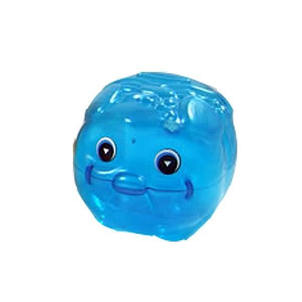 塑膠玩具豬豬存錢筒(小) 10x12cm 隨機