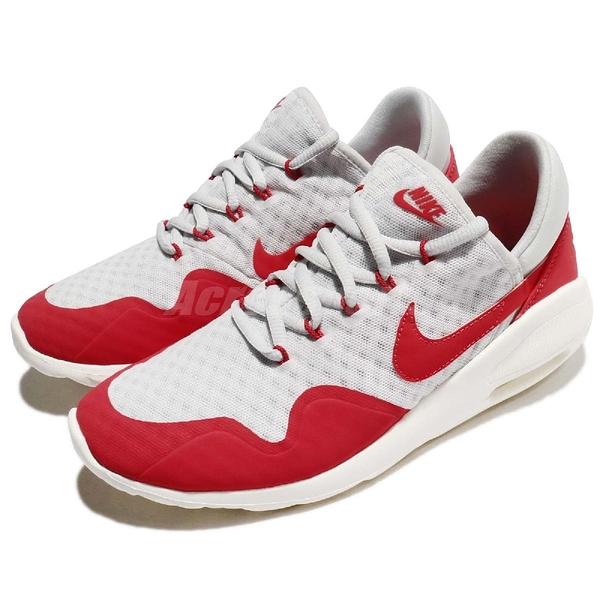 Nike 休閒慢跑鞋 Wmns Air Max Sasha 灰 紅 白 氣墊 全新款 運動鞋 原版配色 女鞋【PUMP306】 916783-004