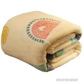 珊瑚絨毯子薄款單人夏季小毛毯被子夏天法蘭絨空調毯午睡毯(免運快出)