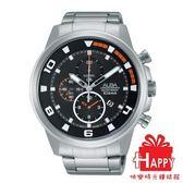 AF8U07X1黑YM92-X269D ALBA雅柏錶劉以豪限量款即動宣言三眼計時腕錶