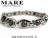 【MARE-316L白鋼】系列:酒桶型 財源滾滾 (寬)  款