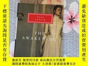 二手書博民逛書店The罕見Awakening 覺醒 Kate Chopin 凱特·蕭邦 eeverymans library 人人