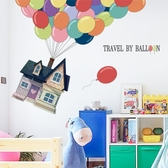 大型兒童房背景墻裝飾防水貼紙卡通溫馨臥室墻紙自粘可愛壁紙墻貼