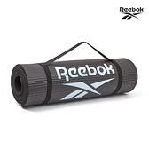 Reebok-加厚防滑訓練墊-15mm(黑)