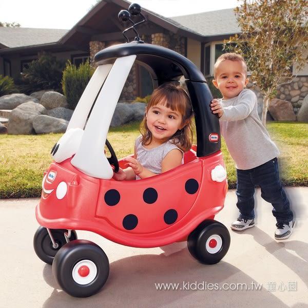 (限宅配)美國【Little Tikes】→瓢蟲腳行車(幼教社 親子餐廳 感覺統合 教具 遊具 批發 玩具 童書