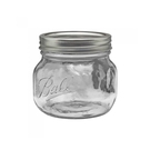 [Ball Mason Jars] 梅森罐 16oz 寬口菁英罐 (16OZ-WE)