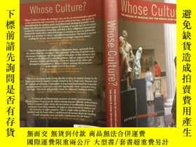 二手書博民逛書店Whose罕見Culture?: The Promise of