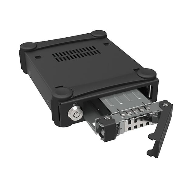 """ICY DOCK 2.5"""" SATA HDD & SSD USB 3.0 外接抽取盒 (MB991U3-1SB)"""