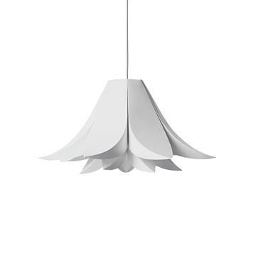 丹麥 Normann Copenhagen Norm 06 白色雕塑系列 花顏 吊燈(小尺寸)