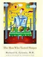 二手書博民逛書店《The Man Who Tasted Shapes (Brad