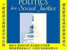二手書博民逛書店Re-framing罕見Educational Politics For Social Justice-為社會公正