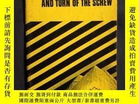 二手書博民逛書店cliffs罕見notes on james daisy miller and turn of the screw