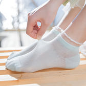 襪子女短襪韓國可愛船襪純棉女襪夏季女士