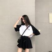 時尚套裝女夏新款韓版