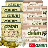 【土耳其dalan】月桂橄欖油手工皂150gX5入+頂級橄欖油手工皂170gX5入