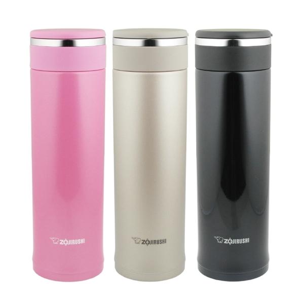 象印保溫杯不鏽鋼保溫瓶分解杯蓋0.48L透氣墊圈設計-大廚師百貨