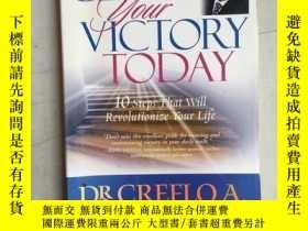 二手書博民逛書店Claim罕見Your Victory Today: 10 St