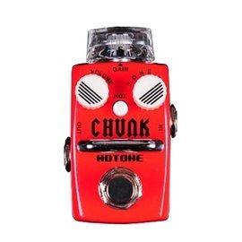 Hotone CHUNK Distortion 破音效果器 總代理公司貨 保固一年