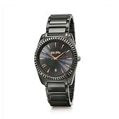 【Folli Follie】Chronos Tales極致黑時尚鋼帶日期腕錶-經典黑/WF18Y042BDK_XX/台灣總代理公司貨享兩年保固