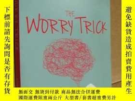 二手書博民逛書店The罕見Worry Trick: How Your Brain