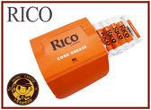 公司現貨! RICO RCRKGR12 軟木膏 木塞潤滑膏 潤滑膏 薩克斯風 黑管 豎笛 長笛 喇叭 管樂
