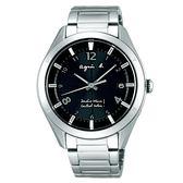 【人文行旅】Agnes b.   法國簡約雅痞 FBRY998 太陽能時尚腕錶 42mm
