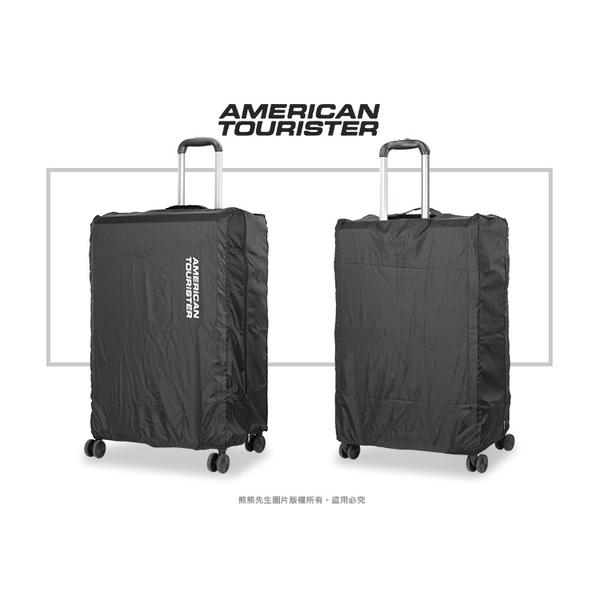《熊熊先生》Samsonite美國旅行者箱套 拉桿箱防塵套可加寬託運套 登機箱貼身保護套托運套 L號