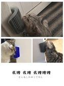 貓咪牆角蹭癢器蹭毛器貓抓癢按摩刷梳貓抓板玩具貓用蹭臉撓癢用品WY 聖誕再續 7折下殺