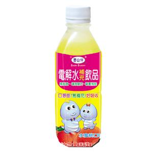三友 寶貝伴電解水-水蜜桃360ml *維康
