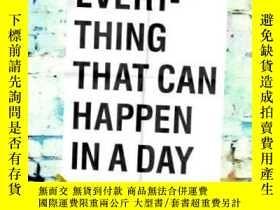 二手書博民逛書店Everything罕見That Can Happen In A DayY364682 David Horvi