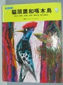 【書寶二手書T2/少年童書_PIC】貓頭鷹和啄木鳥_愛的系列9